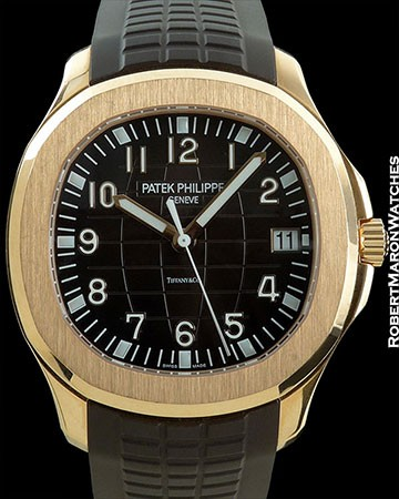PATEK PHILIPPE 5167R TIFFANY AQUANAUT