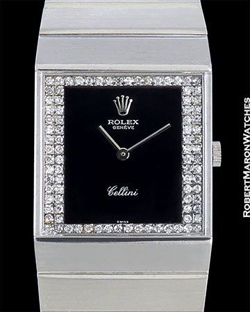 ROLEX CELLINI KING MIDAS 4316 UNPOLISHED 18K WHITE GOLD