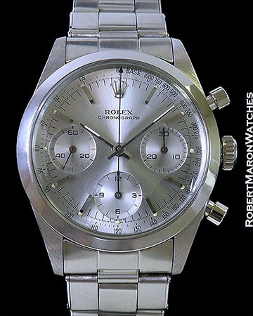 Rolex chronograph ref 6238