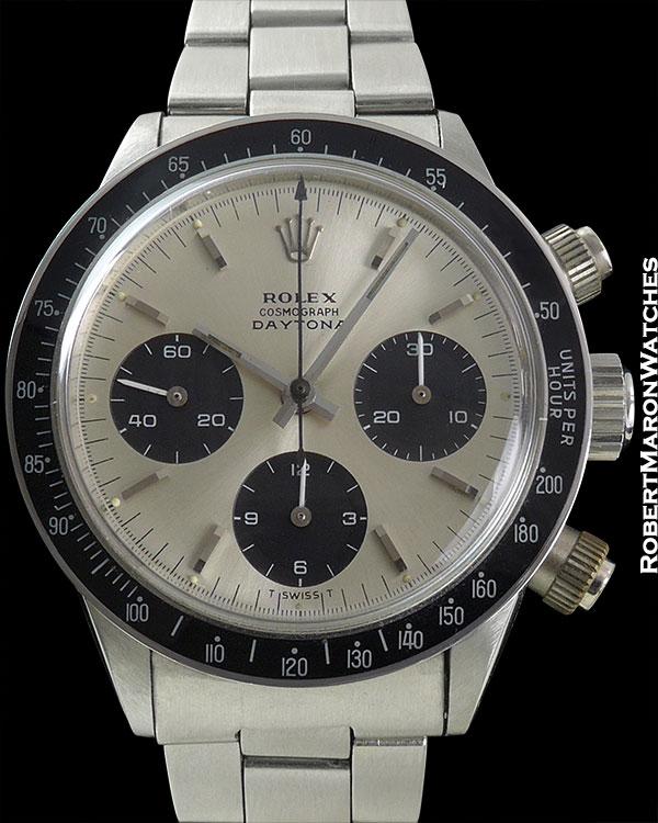 ROLEX REF 6240 DAYTONA MK1 CIRCA 1967