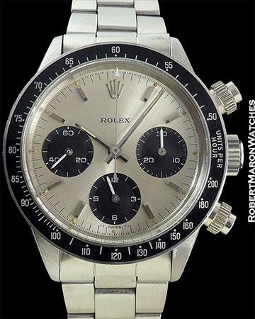 ROLEX 6240 DAYTONA SOLO CIRCA 1965