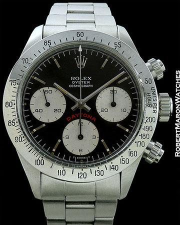 ROLEX 6265 BIG RED DAYTONA