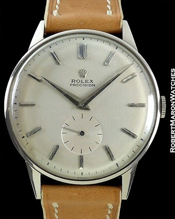 ROLEX PRECISION STEEL XL