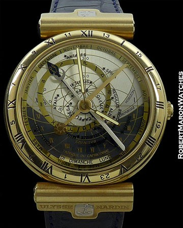 ULYSSE NARDIN ASTROLABIUM GALILEO GALILEI LIMITED 18K
