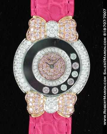 CHOPARD LADIES HAPPY DIAMONDS