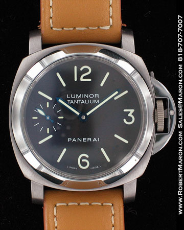 PANERAI LUMINOR TANTALUM