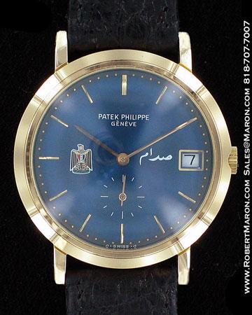 PATEK PHILIPPE SPECIAL CALATRAVA 3445