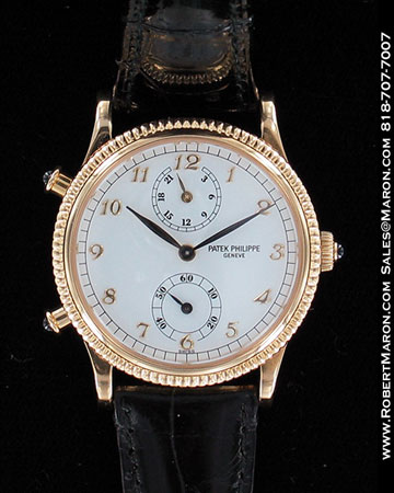 PATEK PHILIPPE LADIES TRAVEL TIME 4864