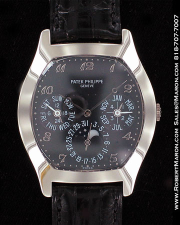 PATEK PHILIPPE PERPETUAL CALENDAR MOONPHASE 5041