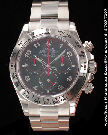ROLEX OYSTER PERPETUAL CHRONOGRAPH 116509