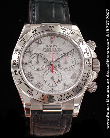 ROLEX OYSTER PERPETUAL COSMOGRAPH 16519