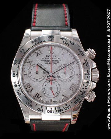 ROLEX OYSTER PERPETUAL COSMOGRAPH DAYTONA 16520