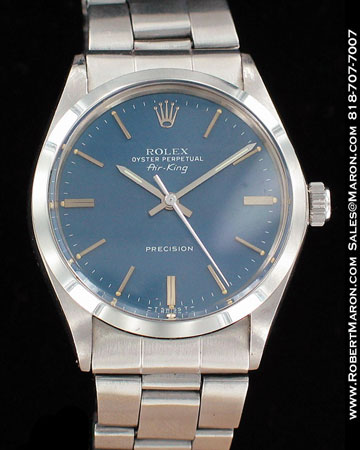 ROLEX OYSTER PERPETUAL AIRKING 5500