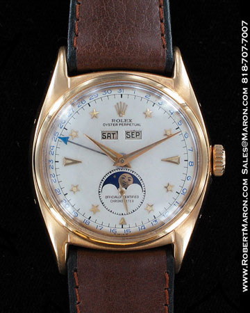 ROLEX OYSTER PERPETUAL 6062