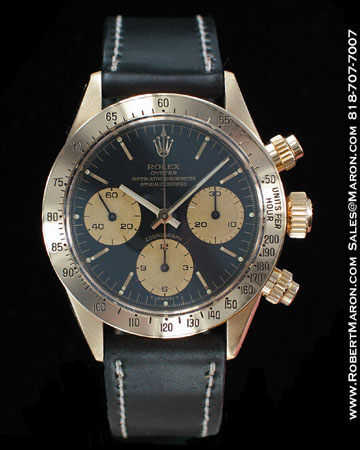 ROLEX OYSTER COSMOGRAPH 6265