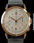 PATEK PHILIPPE 1579 UNPOLISHED 18K ROSE GOLD