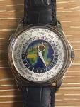 PATEK PHILIPPE 5131G CLOISONNE WORLD TIME