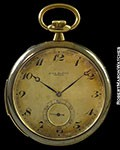 ALEX HUNING MINUTER REPEATER POCKET WATCH 18K