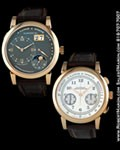 "A. LANGE & SOHNE ""800 YEARS"" DRESDEN SET 18K ROSE GOLD"