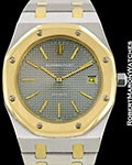 AUDEMARS PIGUET 5402 ROYAL OAK JUMBO STEEL 18K