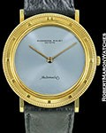 AUDEMARS PIGUET ULTRA THIN AUTOMATIC 18K 35MM HOBNAIL BEZEL 1969