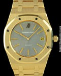 AUDEMARS PIGUET 5402 ROYAL OAK JUMBO 18K