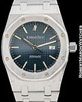 AUDEMARS PIGUET ROYAL OAK STAINLESS STEEL AUTOMATIC 15000ST