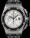 AUDEMARS PIGUET ROYAL OAK OFFSHORE MONTOYA CHRONOGRAPH STEEL