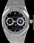 AUDEMARS PIGUET ROYAL OAK MOONPHASE CALENDAR 18K