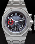 AUDEMARS PIGUET ROYAL OAK CHRONOGRAPH STEEL