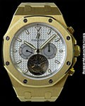 AUDEMARS PIGUET ROYAL OAK TOURBILLON CHRONOGRAPH 18K NEW