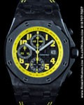 AUDEMARS PIGUET ROYAL OAK OFFSHORE BUMBLE BEE CARBON