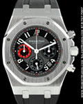 AUDEMARS PIGUET ROYAL OAK CITY OF SAILS CHRONOGRAPH STEEL