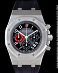 AUDEMARS PIGUET CITY OF SAILS CHRONOGRAPH STEEL