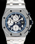 AUDEMARS PIGUET OFFSHORE STAINLESS STEEL CHRONOGRAPH 25721