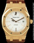 AUDEMARS PIGUET ROYAL OAK 18K ROSE