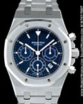 AUDEMARS PIGUET ROYAL OAK CHRONOGRAPH 25860