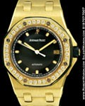 AUDEMARS PIGUET LADY ROYAL OAK OFFSHORE DIAMONDS 18K