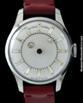 AUREOLE MYSTERY DIAL DIAMONDS STEEL
