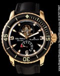 BLANCPAIN FIFTY FATHOMS TOURBILLON 5025-3630-52 18K