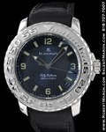 BLANCPAIN FIFTY FATHOMS 18K WHITE GOLD