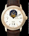 BLANCPAIN LEMAN TOURBILLON BIG DATE AUTOMATIC 18K