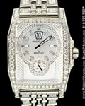 BREITLING BENTLEY FLYING B JUMP HOUR 18K DIAMONDS