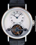 BREGUET REF 3450 TOURBILLON PLATINUM 18K ROSE