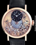 BREGUET 7027 LA TRADITION SQUELETTE 18K ROSE