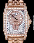 BREITLING FLYING B BENTLEY DIAMONDS 18K ROSE