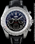 BREITLING BENTLEY 6.75 CHRONOGRAPH STEEL
