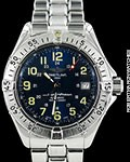 BREITLING SUPEROCEAN STAINLESS STEEL AUTOMATIC