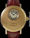 BREGUET CLASSIQUE GRANDE COMPLICATION TOURBILLON 18K ROSE HALF HUNTER CASE LIMITED EDITION NEW