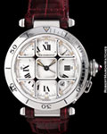 CARTIER W3102255  PASHA 150 ANNIVERSARY LIMITED EDITION STEEL